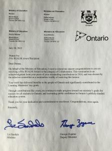 cc 2016 Ream award letter
